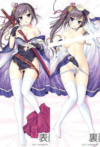 千の刃濤、桃花染の皇姫 稲生滸 抱き枕カバー