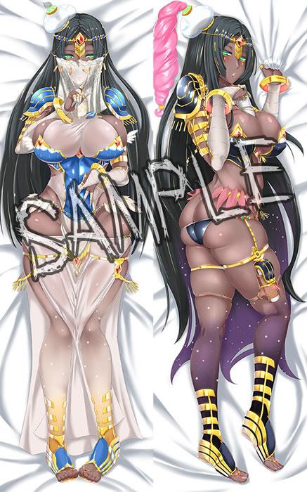 Fate/GrandOrder 不夜城のキャスター 抱き枕カバー
