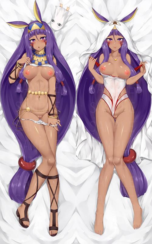 Fate/GrandOrder ニトクリス 抱き枕カバー