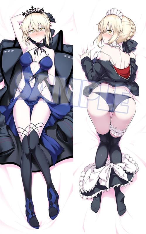 Fate/GrandOrder アルトリア・ペンドラゴン(オルタ) 抱き枕カバー