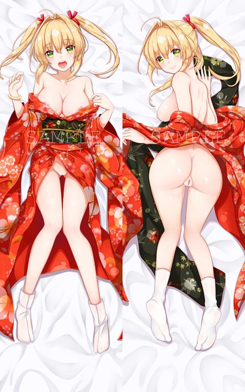 Fate/GrandOrder ネロ・クラウディウス 抱き枕カバー