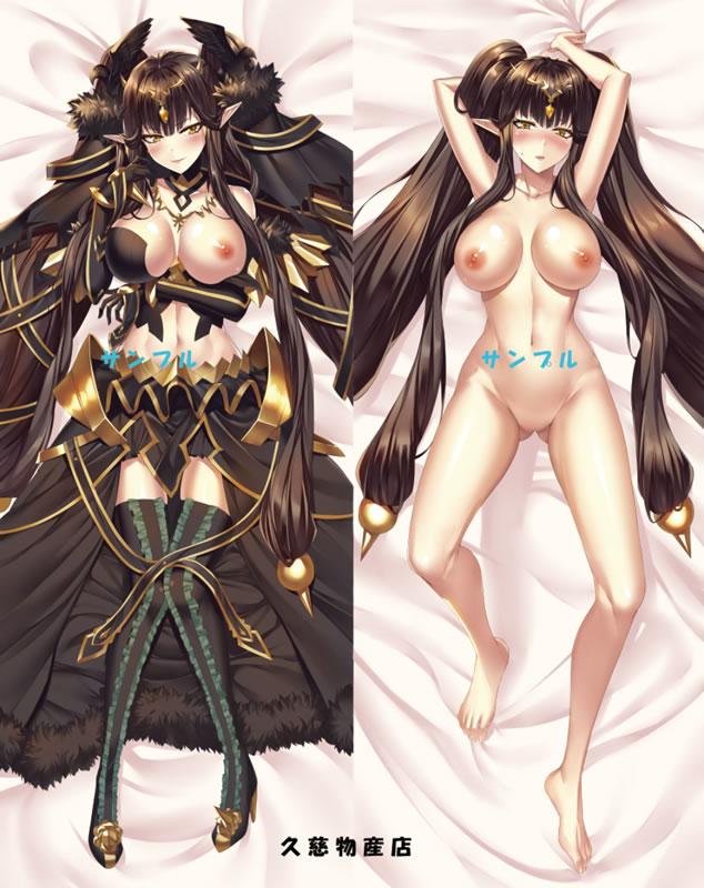 Fate/GrandOrder セミラミス 抱き枕カバー