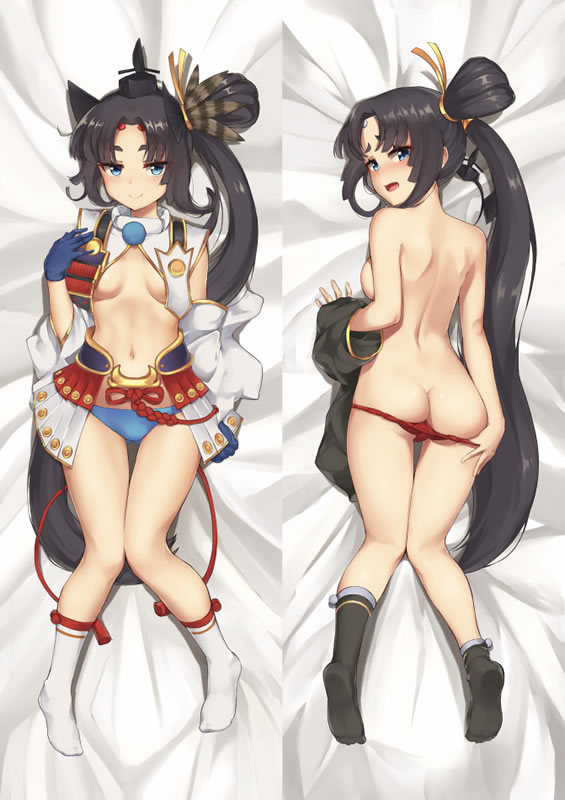 Fate/GrandOrder 牛若丸 抱き枕カバー