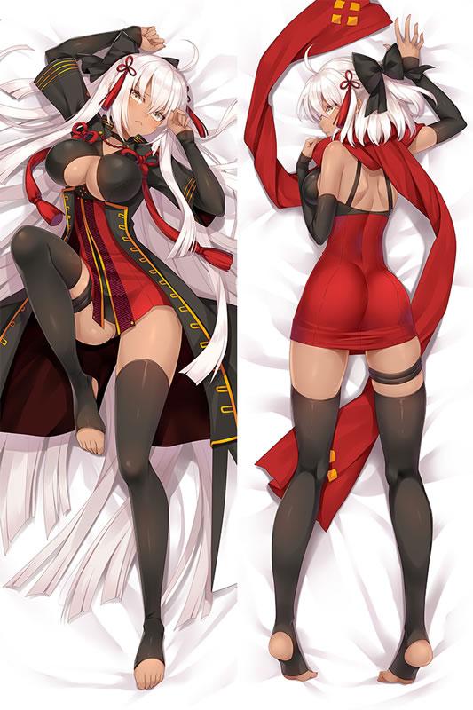 Fate/GrandOrder 沖田総司(オルタ) 抱き枕カバー
