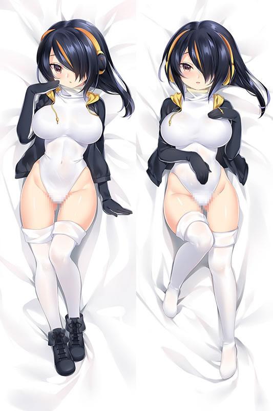 けものフレンズ コウテイペンギン 抱き枕カバー