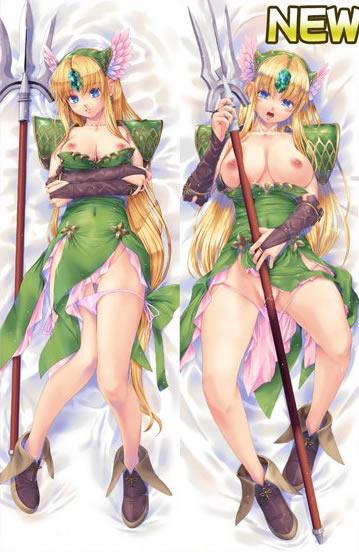 聖剣伝説3 リース 抱き枕カバー