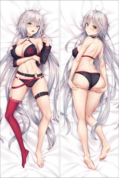 Fate/GrandOrder ジャンヌ·ダルク(オルタ) 抱き枕カバー