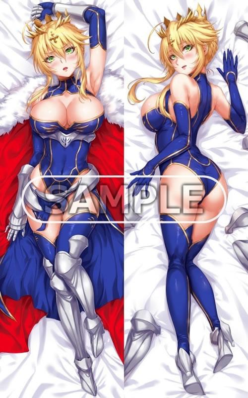 Fate/GrandOrder アルトリア・ペンドラゴン(槍) 抱き枕カバー