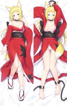 ダンジョンに出会いを求めるのは間違っているだろうか サンジョウノ・春姫 抱き枕カバー