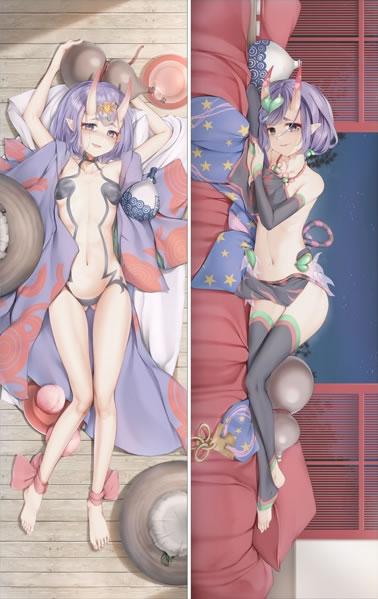 Fate/GrandOrder 酒呑童子 抱き枕カバー