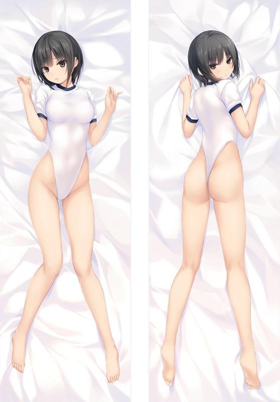 オリジナル 青山澄香 抱き枕カバー
