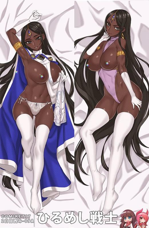 Fate/GrandOrder アルジュナ 抱き枕カバー