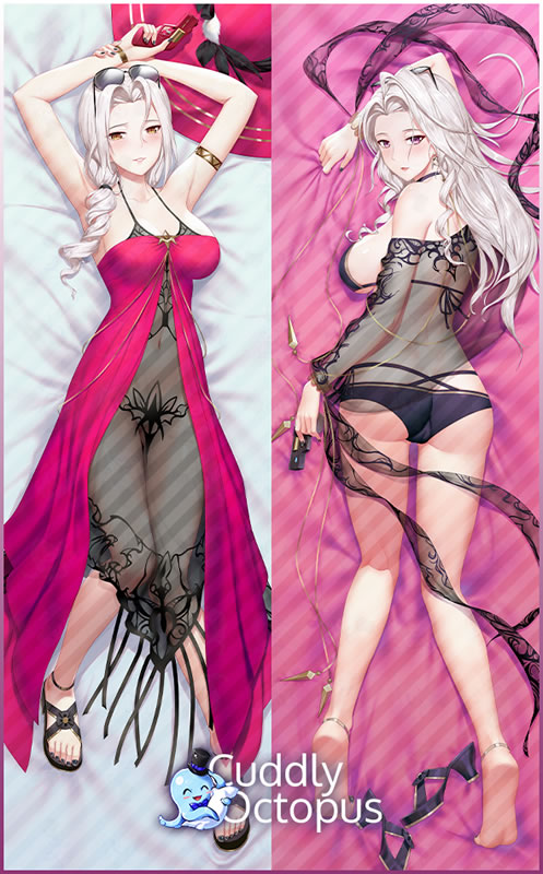 Fate/GrandOrder カーミラ 抱き枕カバー