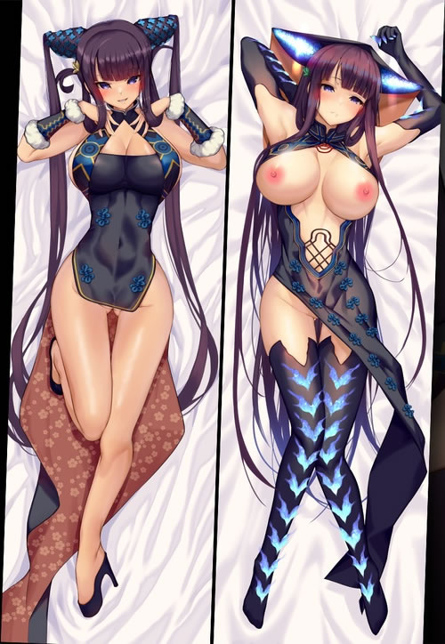 Fate/GrandOrder 楊貴妃 抱き枕カバー