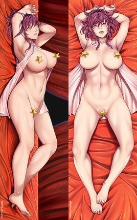 STARLESS 間宮麻理絵 抱き枕カバー