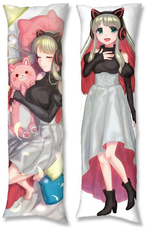 オリジナル ナディア姉さん 抱き枕カバー