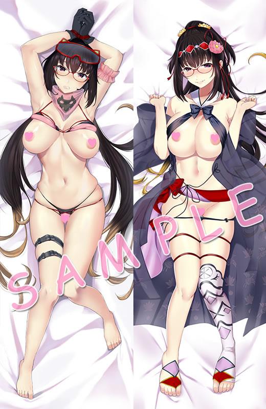 Fate/GrandOrder 刑部姫 抱き枕カバー