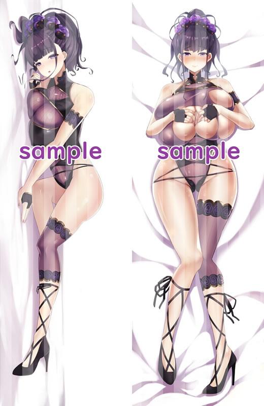 Fate/GrandOrder 紫式部 抱き枕カバー