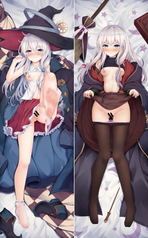 魔女の旅々 イレイナ 抱き枕カバー