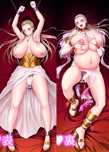 巨乳プリンセス催眠 タマンナ・クルシュ 抱き枕カバー